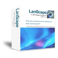 Goto the LanScape VOIP Media Engine Product Page